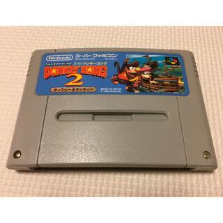スーパーファミコン(スーパーファミコン)のドンキーコング2  スーパーファミコン(家庭用ゲームソフト)