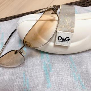 ドルチェアンドガッバーナ(DOLCE&GABBANA)のドルチェアンドガッバーナ サングラス(サングラス/メガネ)