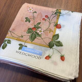 WEDGWOOD - ウェッジウッド 大判ハンカチ