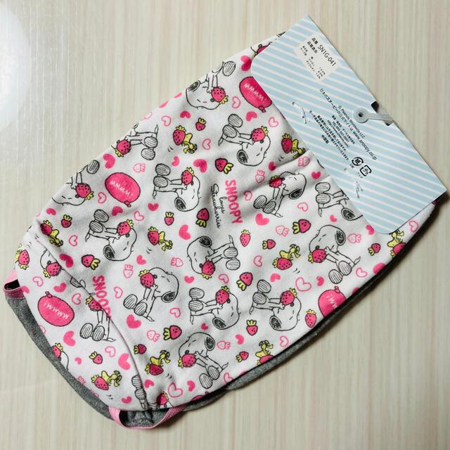 SNOOPY(スヌーピー)の[新品] スヌーピー (苺) 女の子パンツ ショーツ 下着 160cm⭐︎2枚組 キッズ/ベビー/マタニティのキッズ服女の子用(90cm~)(下着)の商品写真