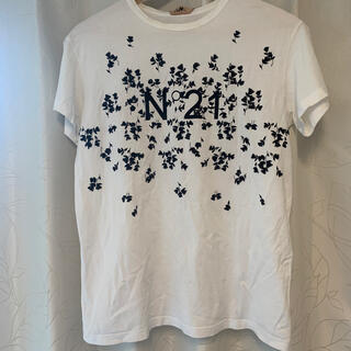 N°21 - ヌメロヴェントゥーノ  Tシャツ レディース