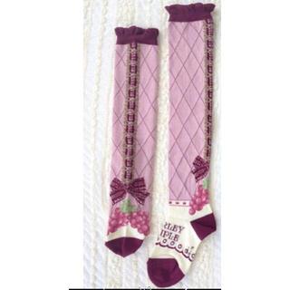 Shirley Temple - シャーリーテンプル🎀靴下