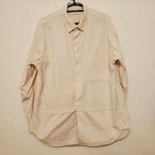 UNIQLO - +J ジルサンダースーピマコットンオーバーサイズシャツ
