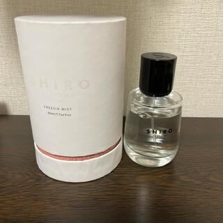 シロ(shiro)のSHIRO フリージアミスト(香水(女性用))
