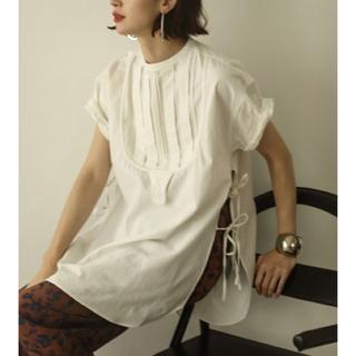 TODAYFUL - todayful   life's  ハーフスリーブドレスシャツ