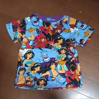 Disney - キッズ ディズニーTシャツ