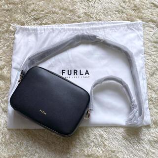 Furla - 【新品未使用】FURLA フルラ クロスボディバッグ ショルダーバッグ 黒 新作