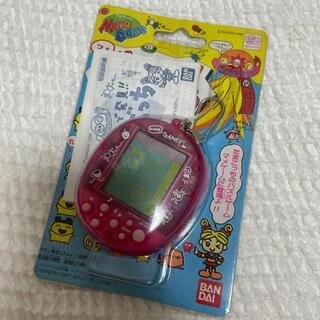 バンダイ(BANDAI)の【美品】マメゲーム たまごっち  パズルゲーム ピンク(携帯用ゲーム機本体)