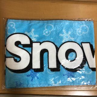 Johnny's - Snow Man 8.8 マフラータオル