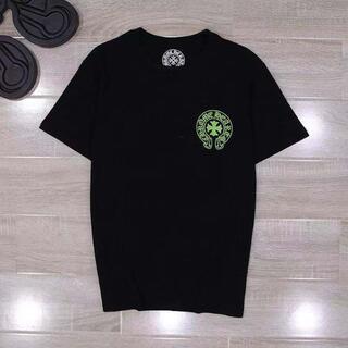 クロムハーツ(Chrome Hearts)のサイズL黒 クロムハーツTシャツ(Tシャツ/カットソー(半袖/袖なし))