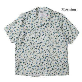 """DAIRIKU 21ss """"Wyatt"""" Open Collar Shirt"""