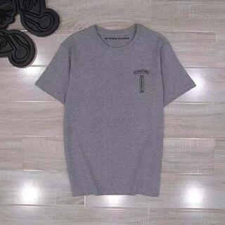 クロムハーツ(Chrome Hearts)のサイズL グレー クロムハーツTシャツ(Tシャツ/カットソー(半袖/袖なし))