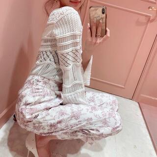 eimy istoire - 新品 eimyistoire ワイドパンツ ガウチョ ボトムス きれいめ ピンク