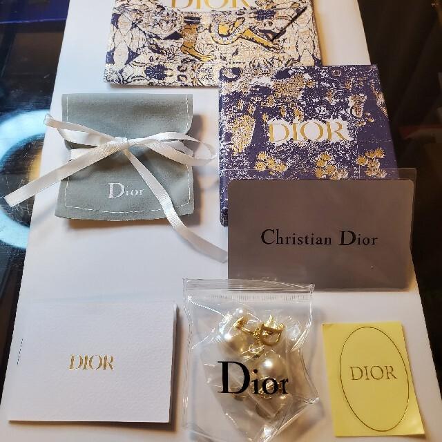 Christian Dior(クリスチャンディオール)のNami様専用 クリスチャン ディオール ピアス レディースのアクセサリー(ピアス)の商品写真