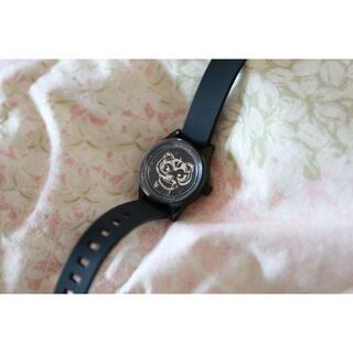 HYSTERIC GLAMOUR - ヒステリックグラマー▼Q&Qコラボソーラー腕時計♪未使用☆美品