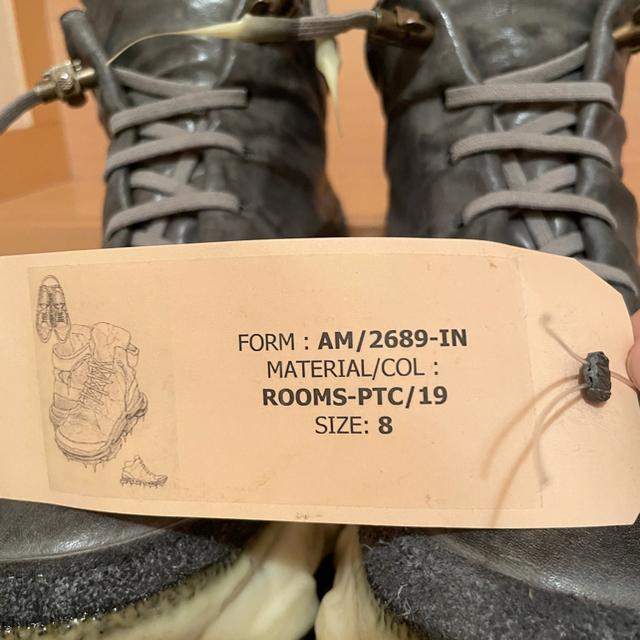 Carol Christian Poell(キャロルクリスチャンポエル)のcarol christian poell スニーカー メンズの靴/シューズ(スニーカー)の商品写真