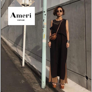 Ameri VINTAGE - 【AMERI Vintage】 MEDI MILLEFEUILLE DRESS