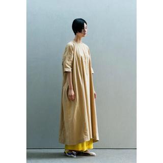 art&science short sleeve tent line dress