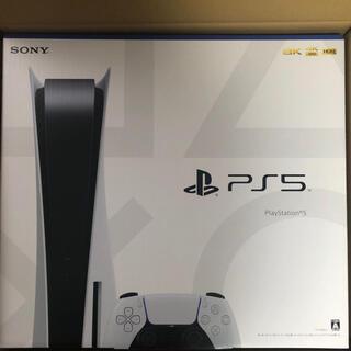 SONY - 新品 未開封 PlayStation 5 CFI-1000A01 PS5