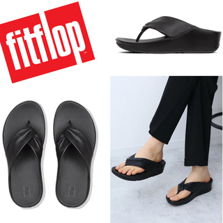 fitflop - 【新品】fitflop 厚底サンダル 23cm 定価22000円