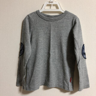 BREEZE - BREEZE 110 長袖Tシャツ/ニコちゃん