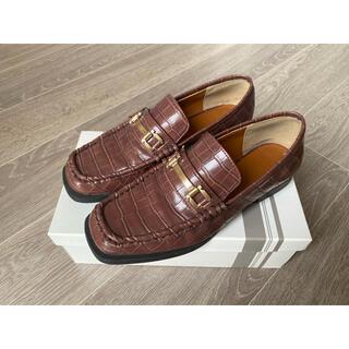 ローリーズファーム(LOWRYS FARM)のソフトビート ローファー 24cm lowrysfarm(ローファー/革靴)