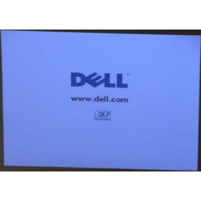 DELL(デル)の● Dell M109S ポータブルプロジェクター ●変換おまけ スマホ/家電/カメラのテレビ/映像機器(プロジェクター)の商品写真
