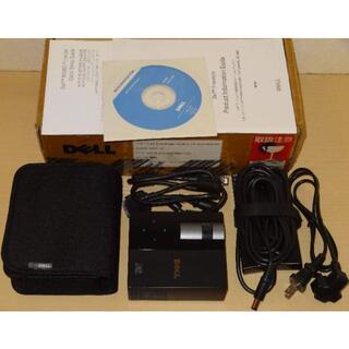 DELL - ● Dell M109S ポータブルプロジェクター ●変換おまけ