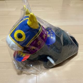 美品 中京競馬場限定 新品同様 オグリキャップ 高松宮杯 アバンティー Sサイズ(ぬいぐるみ)