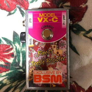 BSM★Finest Treble Booster★VX-C★箱付★中古品(エフェクター)