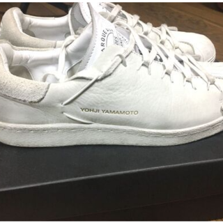 ワイスリー(Y-3)のY-3 Yohji Yamamoto  adidas スニーカー ヨージヤマモト(スニーカー)