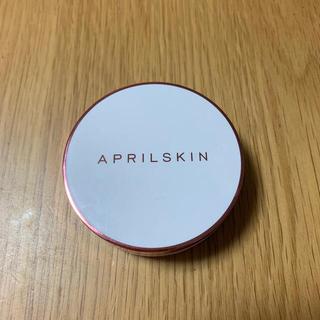 APRIL SKIN/スノーファンデーション