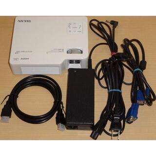 ◆TAXAN 小型LEDプロジェクター KG-PL051W 500lm WXGA(プロジェクター)