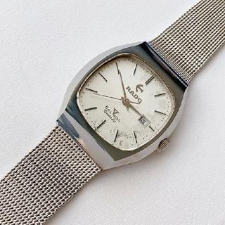 ラドー(RADO)のRADO  BALBOA メンズクォーツ腕時計 稼動品 ベルト.フリーアジャスト(腕時計(アナログ))