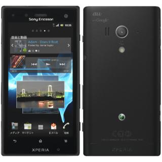 エクスペリア(Xperia)のXPERIA acro HD Black au IS12S◆新品未使用◆送料無料(スマートフォン本体)