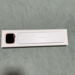 Apple Watch - Apple Watch SE GPSモデル 44mm  本体のみ