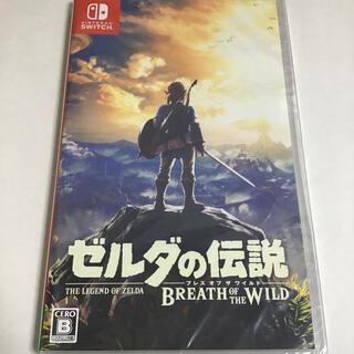 Nintendo Switch - 新品未開封 ゼルダの伝説 ブレス オブ ザ ワイルド Switch