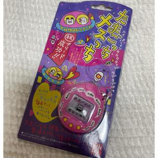 バンダイ(BANDAI)の【美品】たまごっち  メスっち ピンク 動作確認済み(携帯用ゲーム機本体)