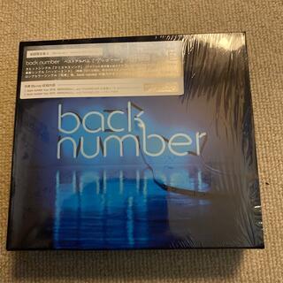 BACK NUMBER - 【ベストアルバム】アンコール(初回限定盤A/Blu-ray ver.)