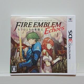 ファイアーエムブレム Echoes エコーズ もうひとりの英雄王 3DS