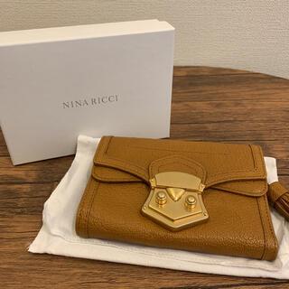 NINA RICCI - 【NINA RICCI】財布