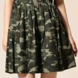 ローリーズファーム(LOWRYS FARM)のLOWRYS FARM  ローリーズファーム 迷彩柄スカート(ミニスカート)