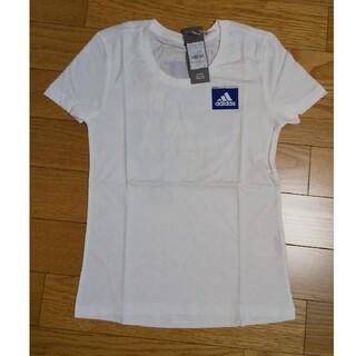 adidas - 未使用 アディダス レディース Tシャツ Lサイズ タグつき