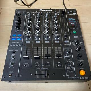 パイオニア(Pioneer)のPioneer DJミキサー DJM-850k 13年製(DJミキサー)