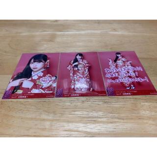 エヌエムビーフォーティーエイト(NMB48)のNMB48 白間美瑠 2019 福袋 生写真(アイドルグッズ)