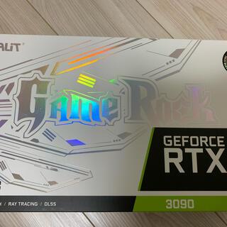 Geforce RTX3090 24GB palit gamerock 新品