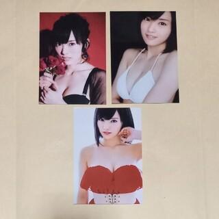 【最終お値下げ】山本彩 写真 3枚