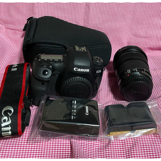 Canon - Canon EOS 6D Mark II ef24-105 IS STM kit