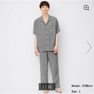 ジーユー(GU)のGUコラボ星のカービィ メンズパジャマ S(その他)
