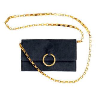 エイチアンドエム(H&M)の【新品】H&M LEATHER SHOLDER BAG(ショルダーバッグ)